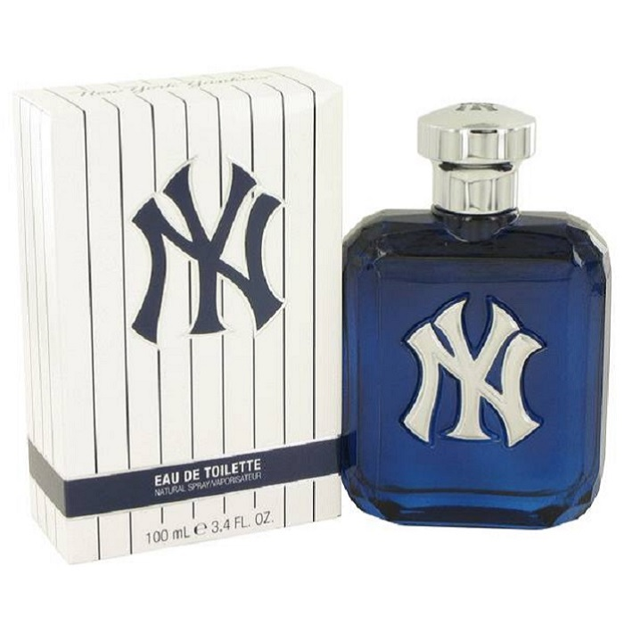 New York Yankees Cologne by New York Yankees 3.4oz Eau De Toilette Spray for men