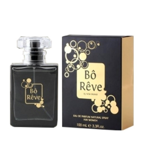 New Brand Bo Reve Perfume by New Brand 3.3oz Eau De Parfum spray for women