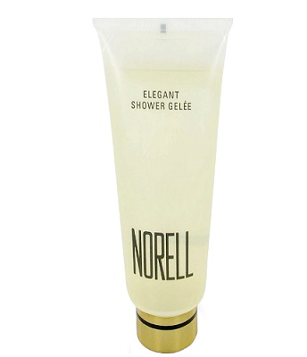 Norell Shower Gel by Five Star Fragrance Co. 6.7oz for Women