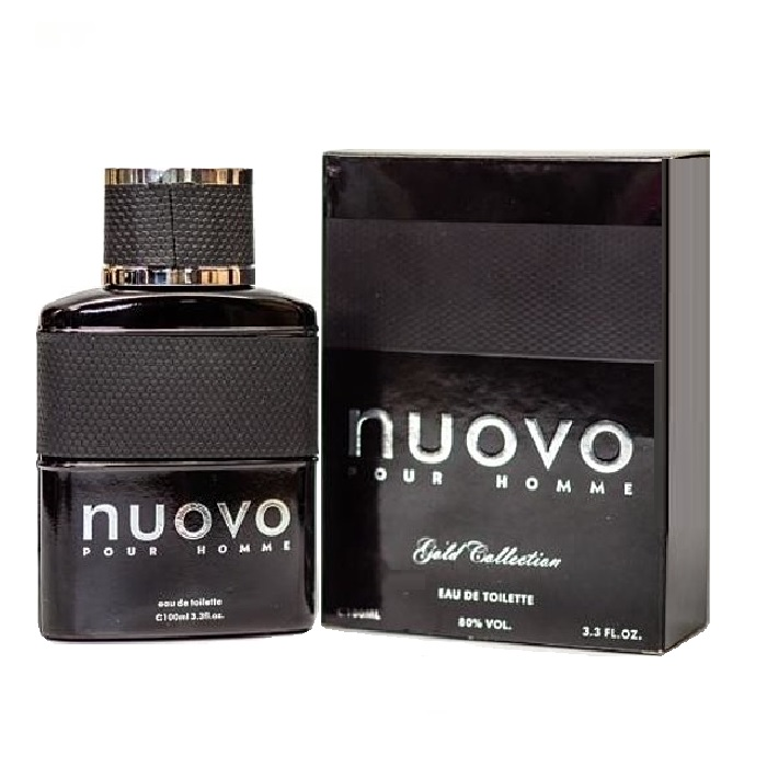 New Brand Nuovo Cologne by New Brand 3.3oz Eau De Toilette spray for men
