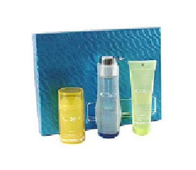 OP Juice Gift Set by Ocean Pacific for Men - 2.5oz Cologne Spray, 2.75oz Deodorant Stick, and 3.0oz Body Wash