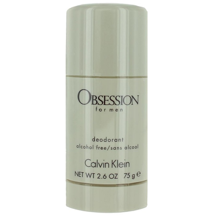 Obsession Deodorant stick by Calvin Klein 2.6oz for men