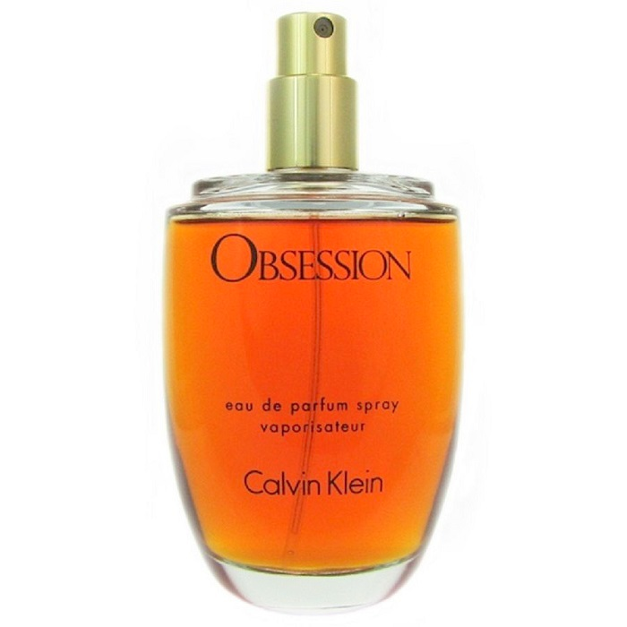 Obsession Tester Perfume by Calvin Klein 3.3oz Eau De Parfum spray for women