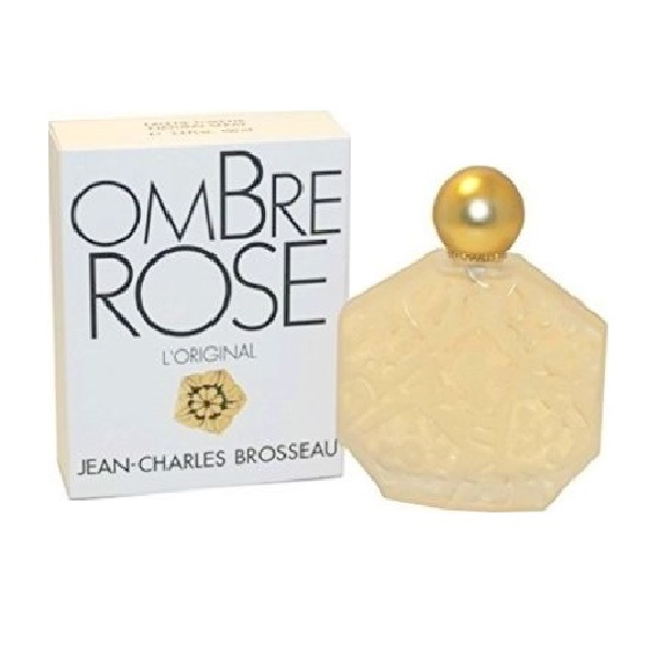 Ombre Rose L'original Perfume by Jean Charles Brosseau 3.4oz Eau De Toilette spray for Women