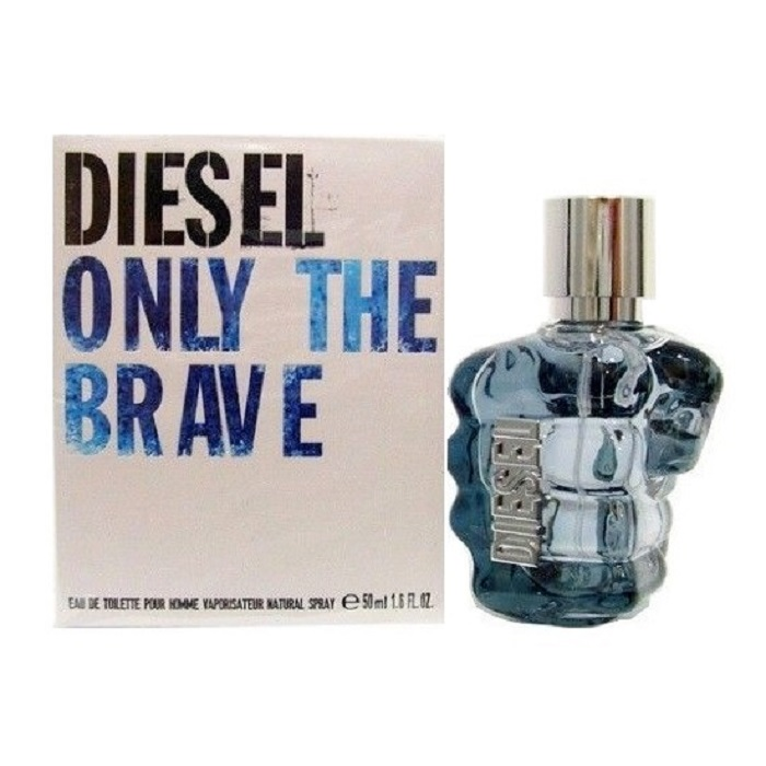 Only The Brave Cologne by Diesel 1.7oz Eau De Toilette spray for men