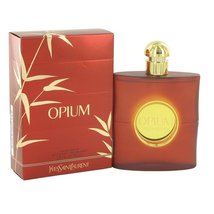 Opium Perfume by Yves Saint Laurent 3.0oz Eau De Toilette Spray for women