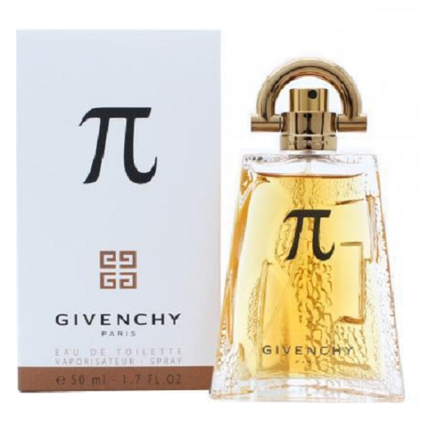PI Givenchy Cologne by Givenchy 1.7oz Eau De Toilette Spray for men