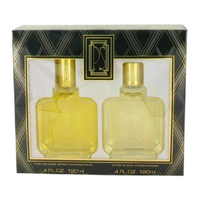 PS Gift Set by Paul Sebastian - 4oz Cologne Spray & 4oz After Shave Lotion