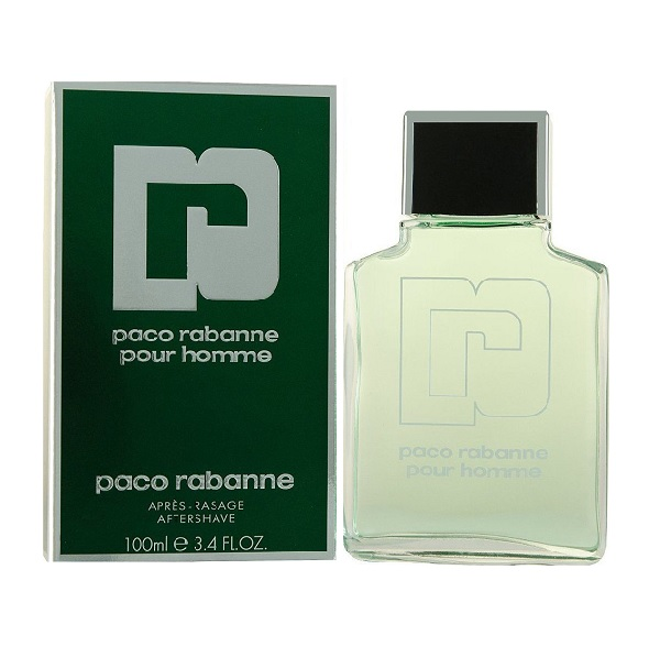 Paco rabanne After Shave Lotion (liquid) by Paco Rabanne 3.4oz for men