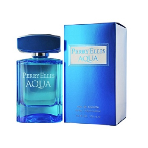 Perry Ellis Aqua Cologne by Perry Ellis 3.4oz Eau De Toilette spray for Men
