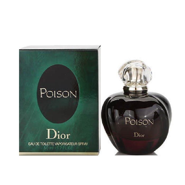 Poison Perfume by Christian Dior 1.7oz Eau De Toilette spray for women