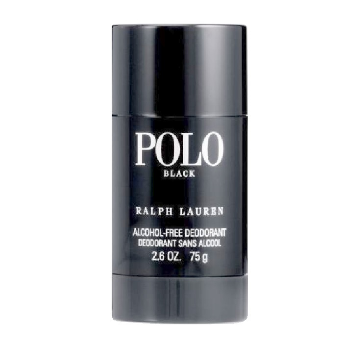 Polo Black Deodorant stick by Ralph Lauren 2.6oz for men
