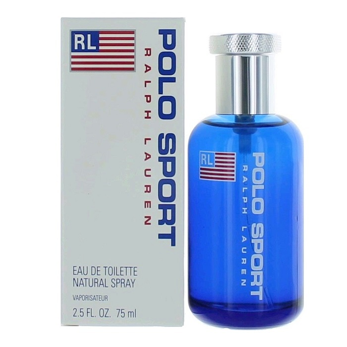 Polo Sport Cologne by Ralph Lauren 2.5oz Eau De Toilette spray for Men