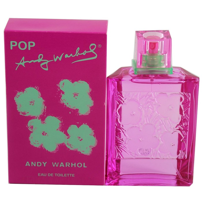 Pop Andy Warhol Perfume by Andy Warhol 1.7oz Eau De Toilette Spray for women