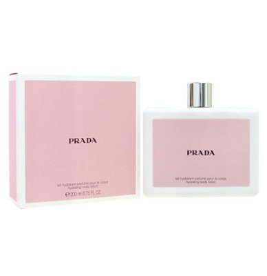 Prada Hydrating Body Lotion by Prada 6.75oz for Women
