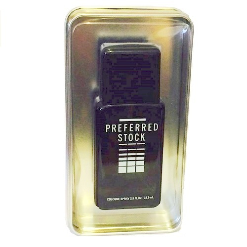 Preferred Stock Cologne by Coty 2.5oz Cologne spray for Men