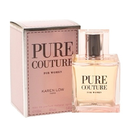 Pure Couture Perfume by Karen Low 3.4oz Eau De Parfum spray for Women