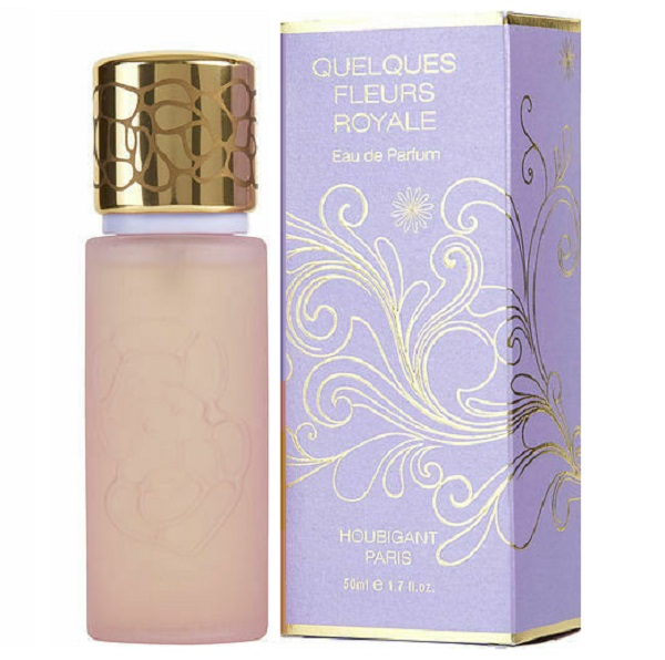 Quelques Fleurs Royale Perfume by Houbigant 1.7oz Eau De Parfum spray for women