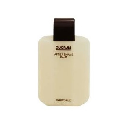 Quorum After Shave Balm by Antonio Puig 3.4oz for Men (unbox)