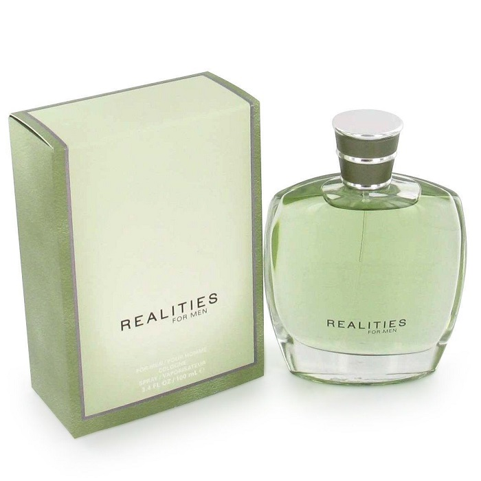 Realities Cologne by Liz Claiborne 3.4oz Cologne Spray for men