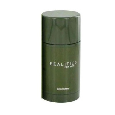 Realities Deodorant stick by Liz Claiborne 2.6oz for Men