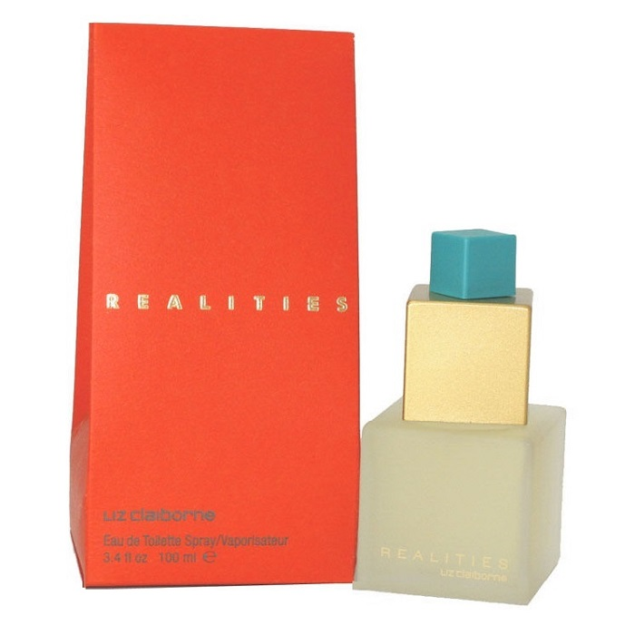 Realities Perfume by Liz Claiborne 3.4oz Eau De Toilette spray for Women