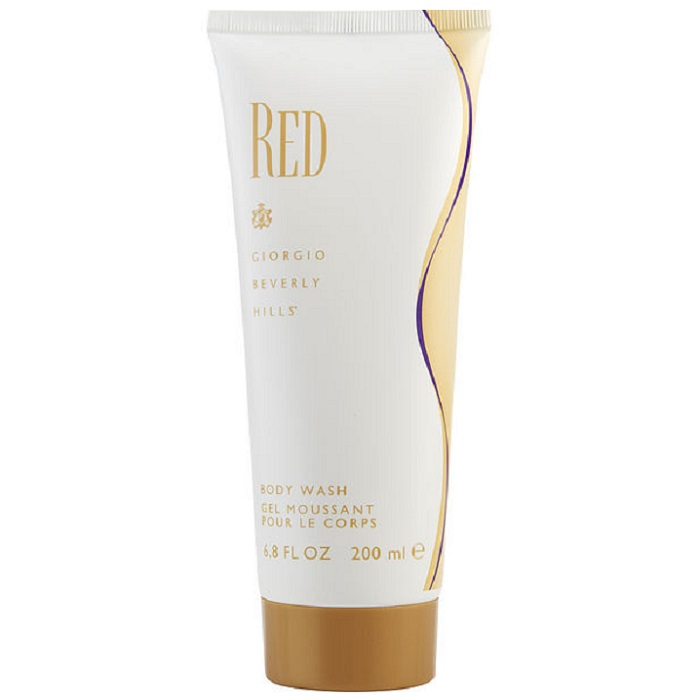 Red Body Wash by Giorgio Beverly Hills 6.7oz for women