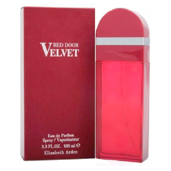 Red Door Velvet Perfume by Elizabeth Arden 3.3oz Eau De Parfum spray for Women