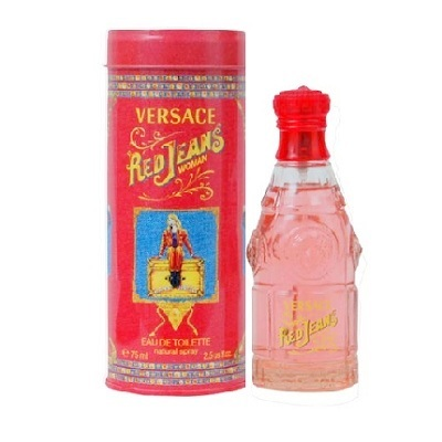 Red Jeans Perfume by Versace 2.5oz Eau De Toilette spray for Women