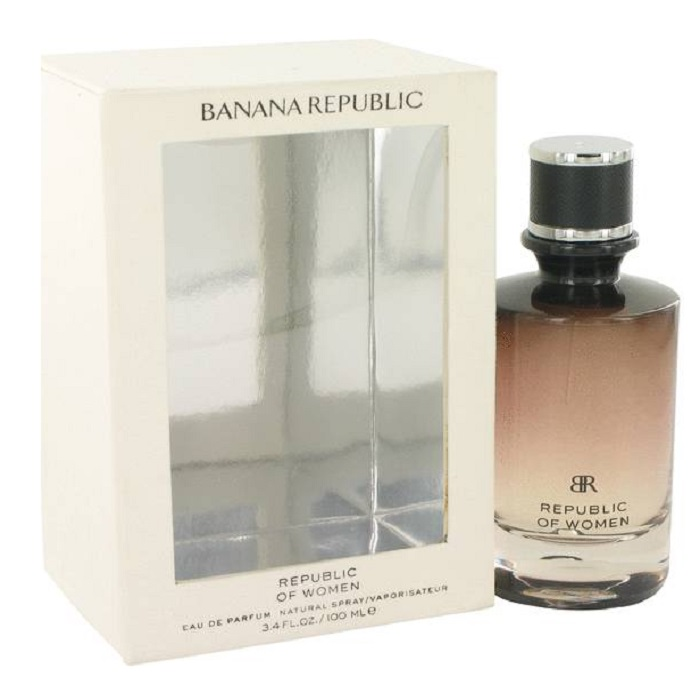 Republic Of Women Perfume by Banana Republic 3.4oz Eau De Parfum Spray for women