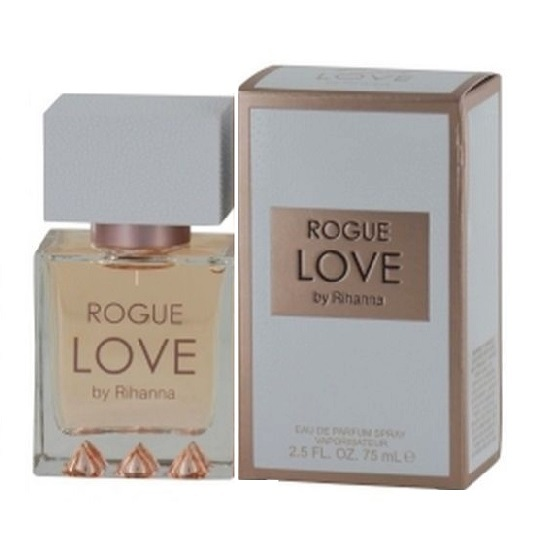 Rogue Love Perfume by Rihanna 2.5oz Eau De Parfum spray for Women
