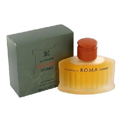 Roma Uomo Cologne by Laura Biagiotti 2.5oz Eau De Toilette spray for Men