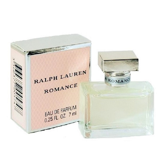 Romance Mini Perfume by Ralph Lauren 0.25oz / 7ml Eau De Parfum for Women