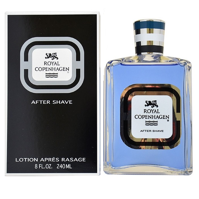Royal Copenhagen After Shave Lotion (liquid) by Royal Copenhagen 8.0oz for men