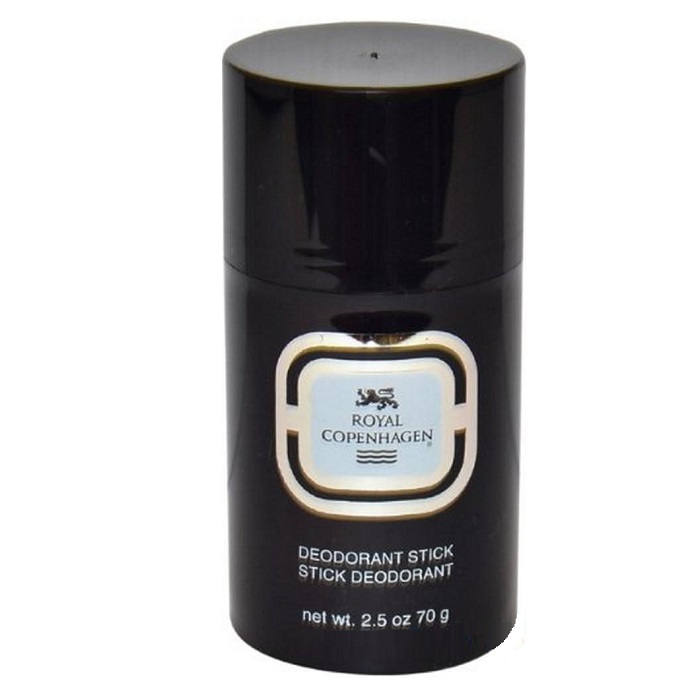Royal Copenhagen Deodorant Stick by Royal Copenhagen 2.5oz for Men