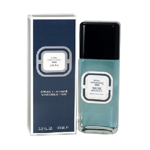 Royal Copenhagen Musk Cologne by Royal Copenhagen 2.4oz Cologne spray for Men