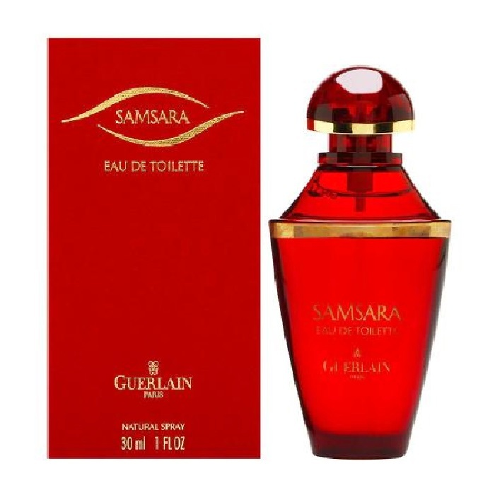Samsara Perfume by Guerlain 1.0oz Eau De Toilette spray for women