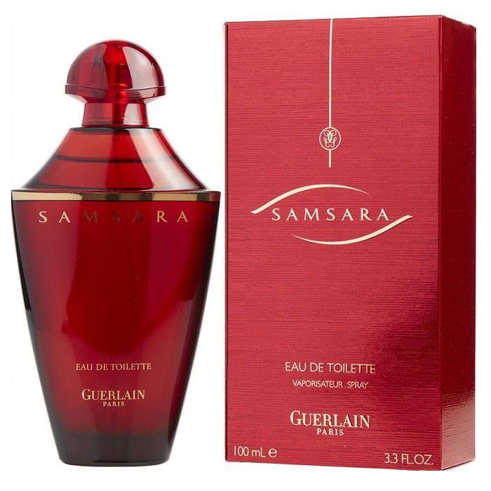 Samsara Perfume by Guerlain 3.4oz Eau De Toilette spray for women