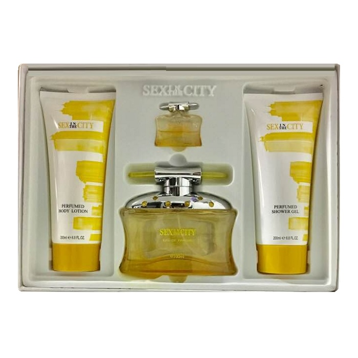 Sex in the City Desire Perfume Gift Set for women