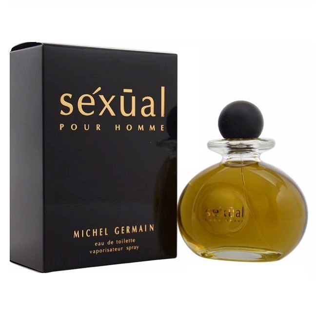 Sexual Cologne by Michel Germain 2.5oz Eau De Toilette spray for men