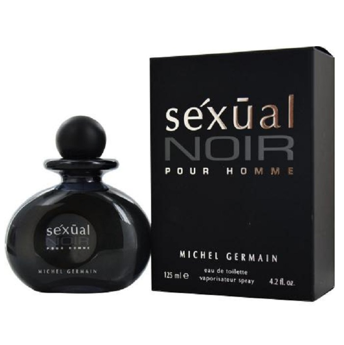 Sexual Noir Cologne by Michel Germain 4.2oz Eau De Toilette spray for men
