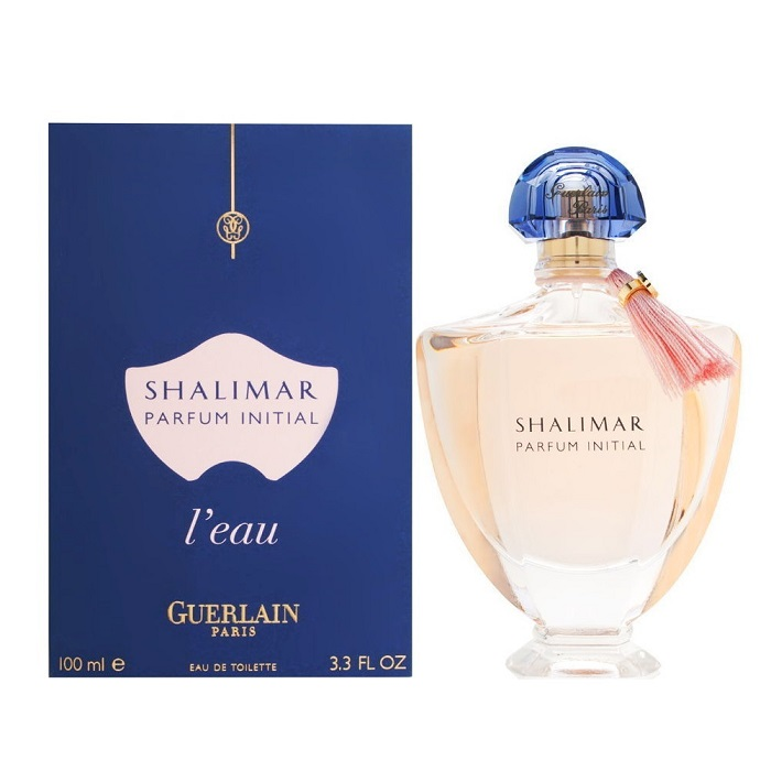 Shalimar Parfum Initial L'eau Perfume by Guerlain 3.4oz Eau De Toilette spray for Women