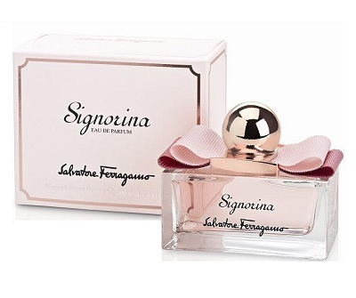 Signorina Perfume by Salvatore Ferragamo 3.4oz Eau De Parfum spray for Women