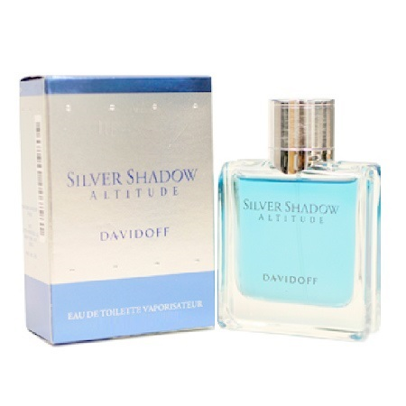 Silver Shadow Altitude Cologne by Davidoff 3.4oz Eau De Toilette Spray for men