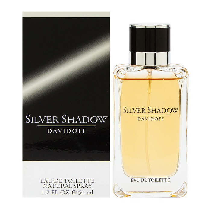 Silver Shadow Cologne by Davidoff 1.7oz Eau De Toilette spray for men