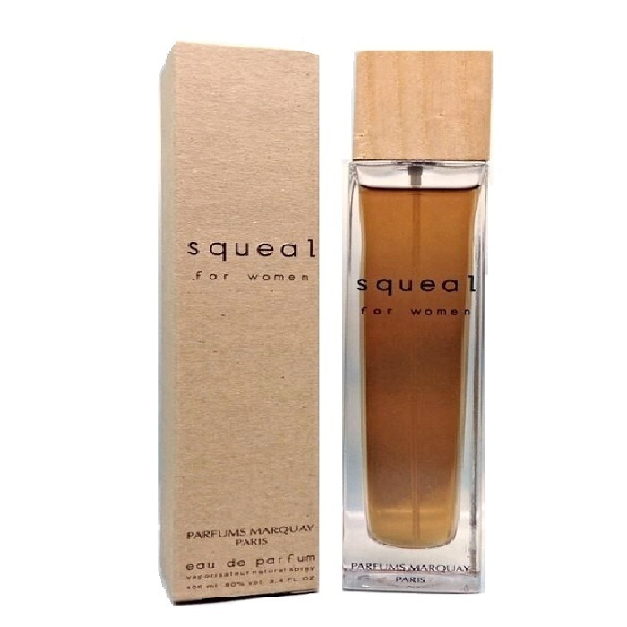 Squeal Perfume by Parfums Marquay 3.4oz Eau De Parfum spray for Women