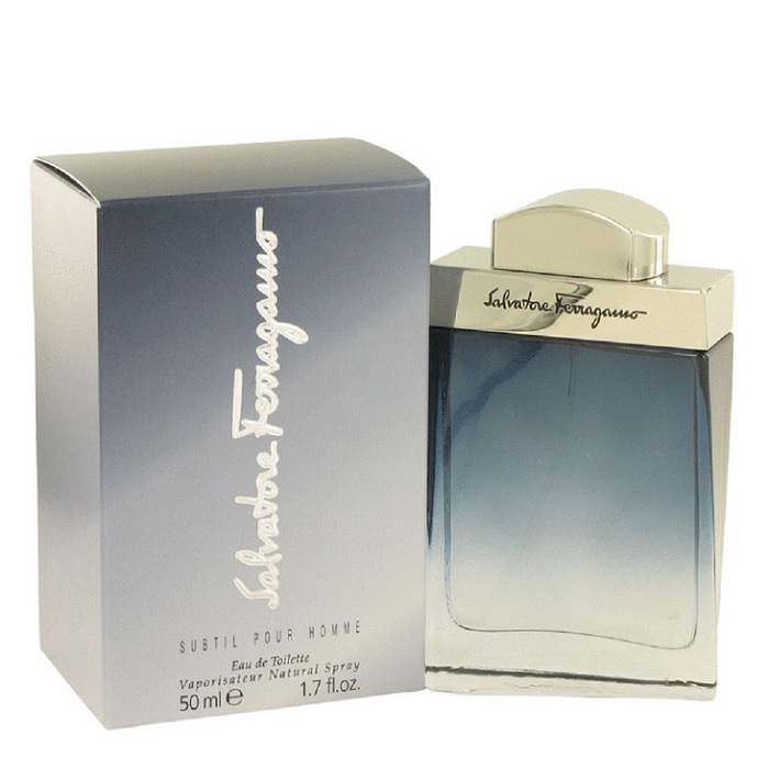 Subtil Cologne by Salvatore Ferragamo 1.7oz Eau De Toilette spray for men