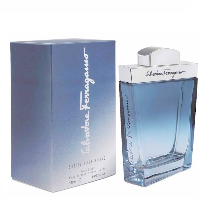 Subtil Cologne by Salvatore Ferragamo 3.4oz Eau De Toilette spray for men