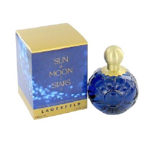 Sun Moon Stars Perfume by Karl Lagerfeld 3.3oz Eau De Toilette Spray for women