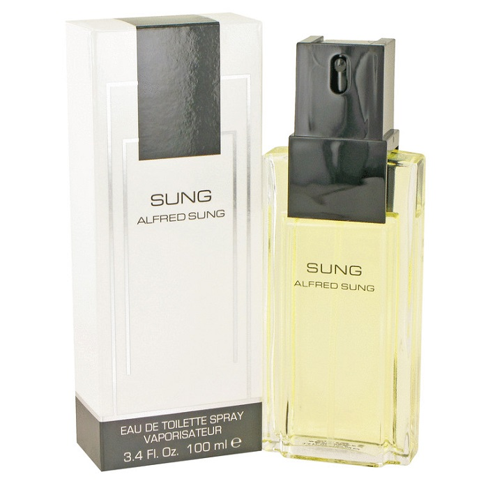Sung Perfume by Alfred Sung 3.4oz Eau De Toilette spray for women